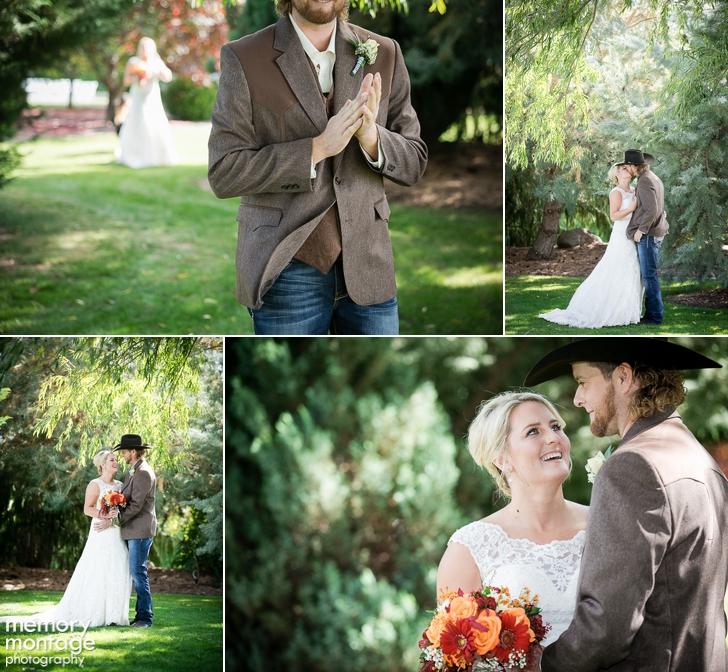 Adrianna Bos Justin Bos wedding Le Jardin Zillah WA