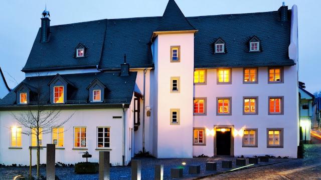Der Boos von Waldecksche Hof in Meisenheim