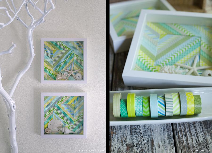 Decoraci n con conchas y caracolas decoraci n - Ikea marcos cuadros ...