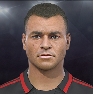 PES 2018 Face Cafu by Stels