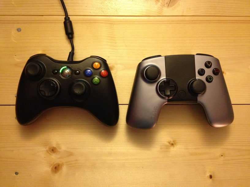 RGCD: Ouya Console (Android)