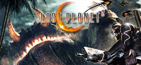 Lost Planet 2 cover 1