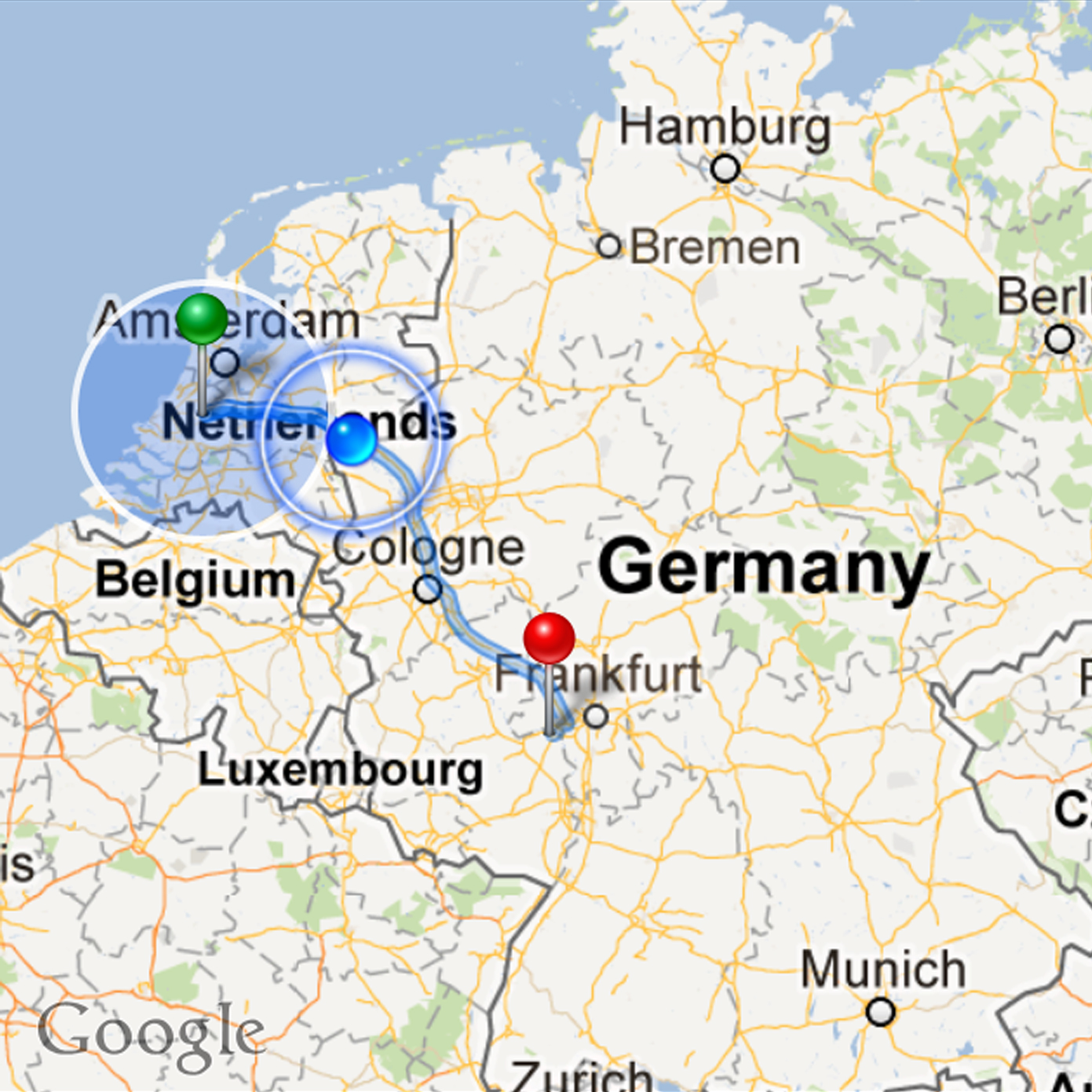 Mainz Germany Map Map Of Mainz Germany   CitiesTips.com Mainz Germany Map