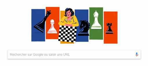 Qui était Lyudmila Rudenko, à qui Google rend hommage ?