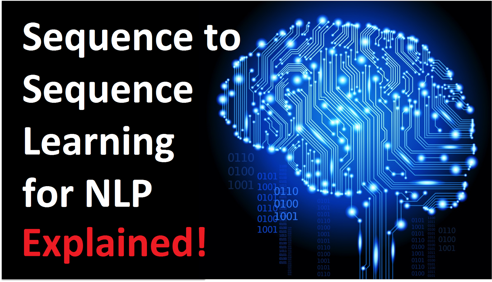 Sequence to Sequence model for NLP