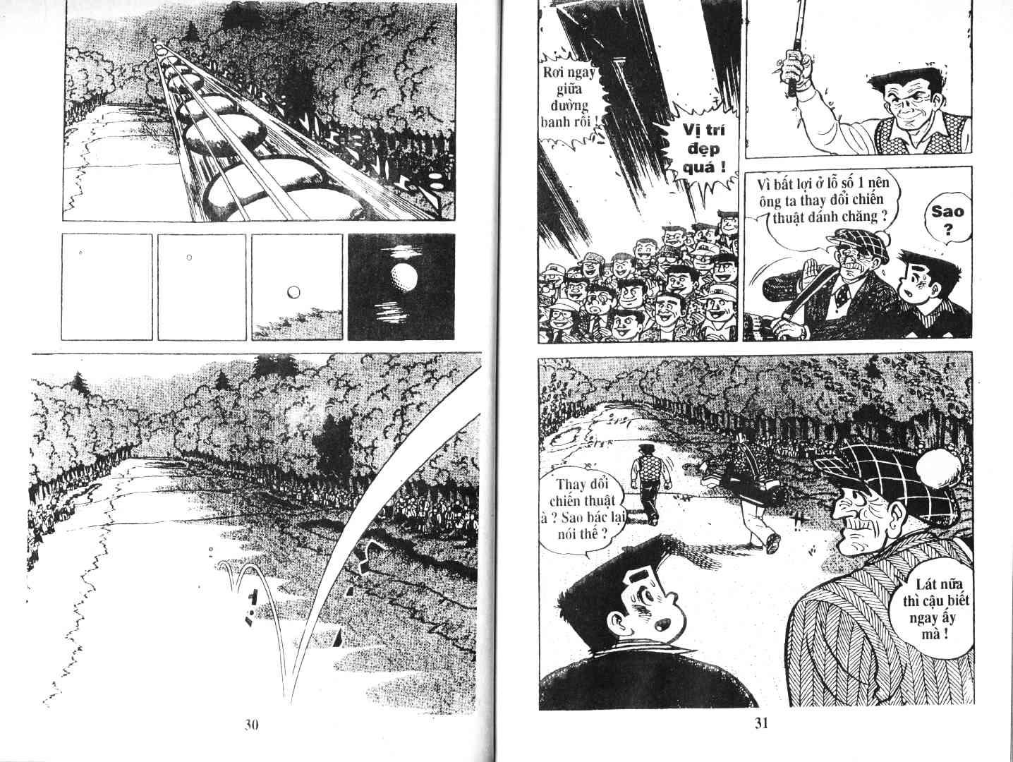 Ashita Tenki ni Naare chapter 51 trang 14