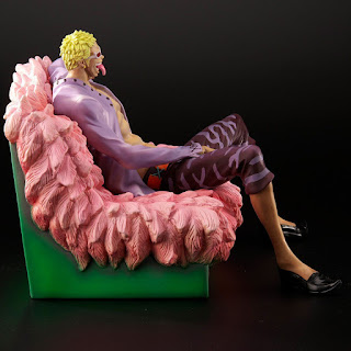 Archive Collection No.7 Don Quixote Doflamingo Ver.B de One Piece - Plex