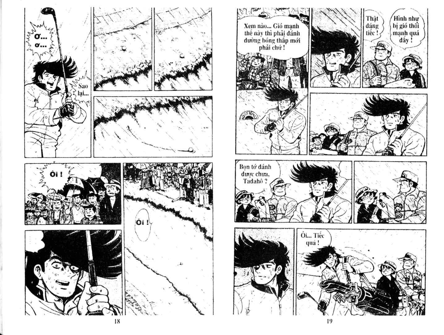 Ashita Tenki ni Naare chapter 10 trang 8