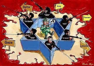 LA INTELIGENCIA MILITAR ISRAELÍ RECONOCE SIN REPAROS QUE APOYA A AL-QAEDA. DESCUBRE LOS DATOS