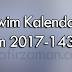 Takwim Kalendar Islam 2017-1438H dan tarikh penting
