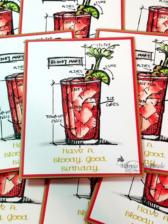 Perfect Brunch Birthday Cards FREE SHIPPING