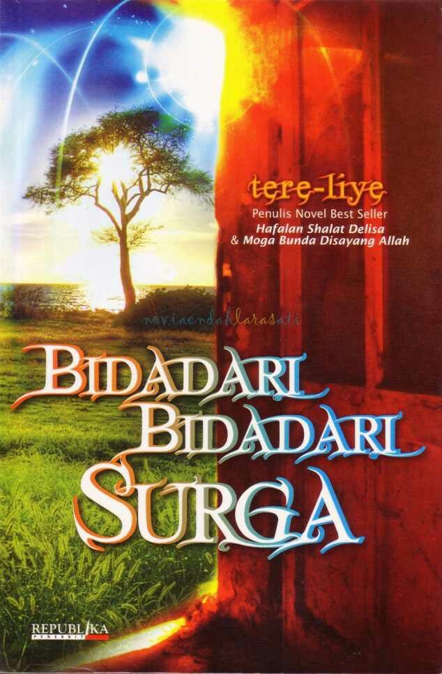 Sampul Buku Bidadari Bidadari Surga - Tere Liye.pdf