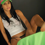 Andrea Rincon – Selena Spice – Cachetero Verde Foto 98