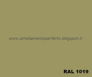 Ral 1019 tortora