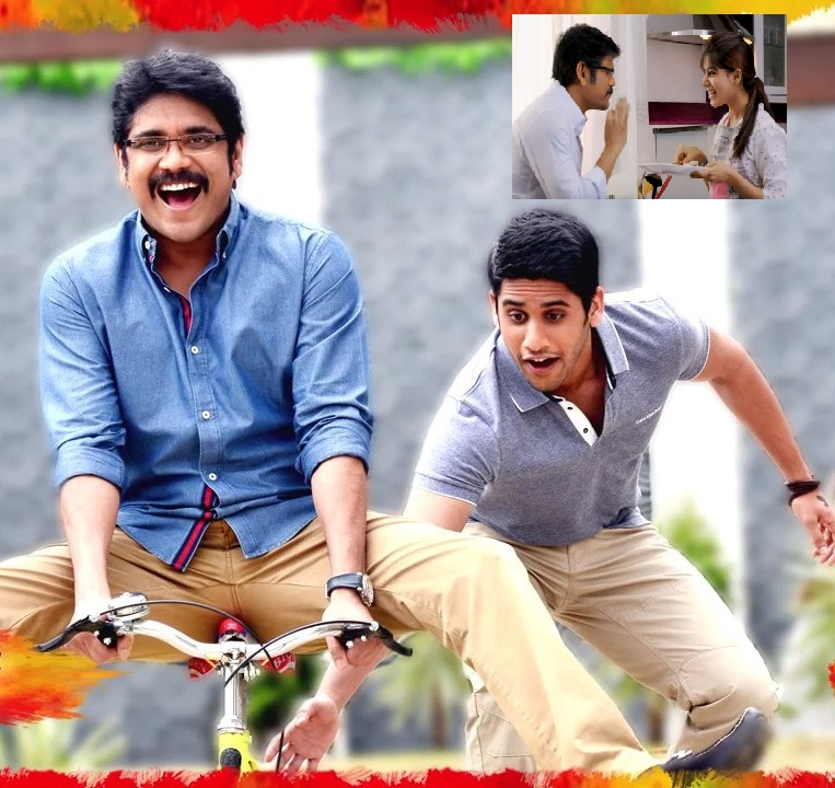 Love4Telugu: Kani Penchina Song Lyrics Translation From Manam