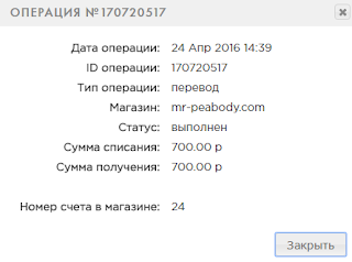 mr-peabody.com рейтинг