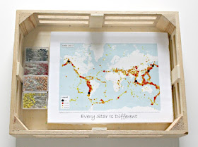 Earthquakes Around he World Pin Poking Activity