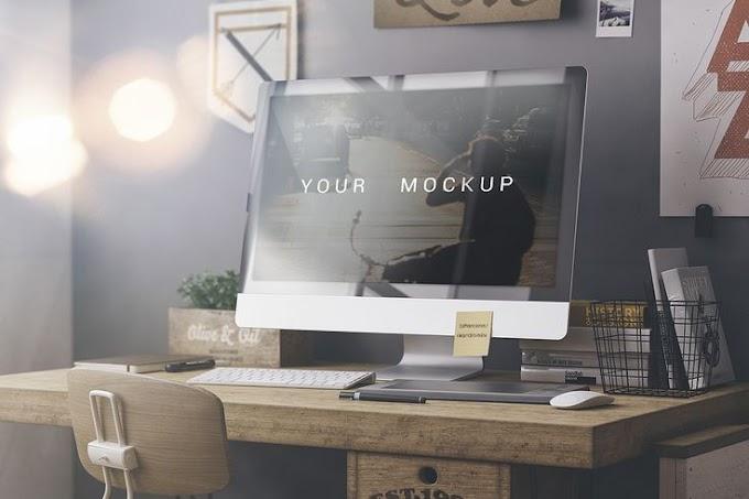 Más de 300 Mockups PSD gratis para presentar tus proyectos