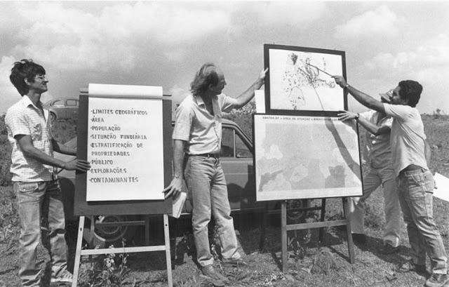Criação do reservatório Lago São Bartolomeu estava prevista nos anos 1970