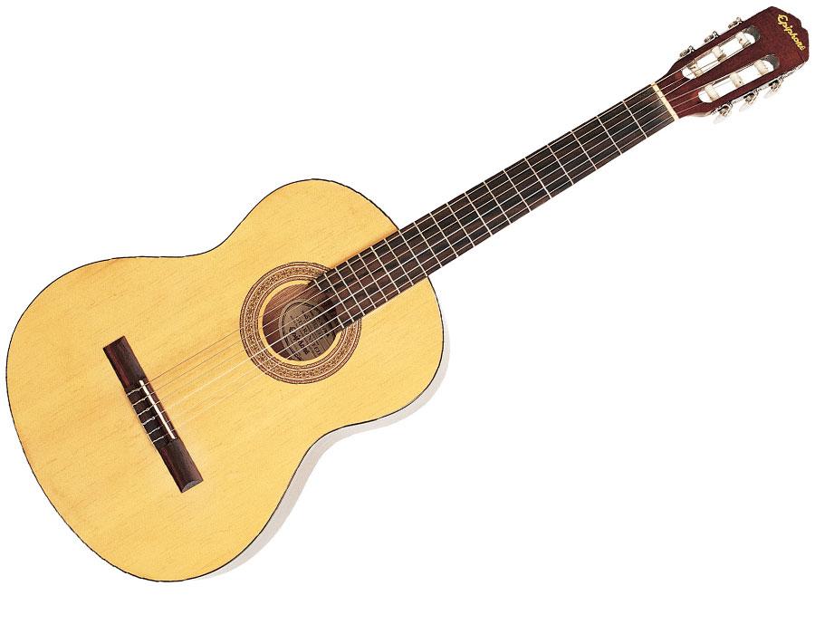 wts beginner epiphone classical guitar. Black Bedroom Furniture Sets. Home Design Ideas