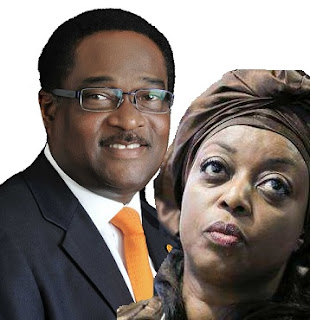 Stanley Lawson and diezani