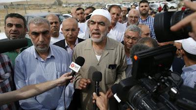 Pregador Raed Salah é preso