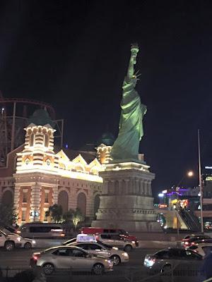 Hôtel New York New York à Las Vegas