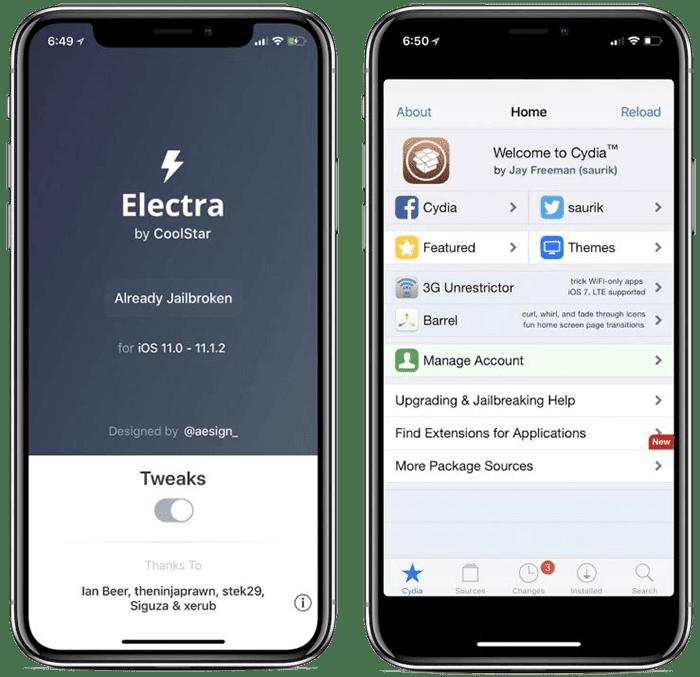 https://www.73abdel.com/2018/02/ios-11-coolstar-Electra-Jailbreak-Toolkit-iOS-11.0-11.1.2-iphone.html
