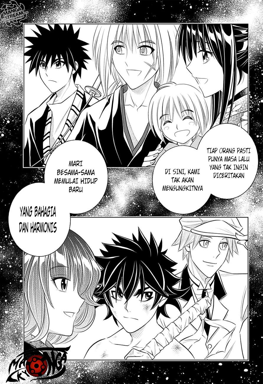 Rurouni Kenshin: Hokkaido-hen Chapter 01-43