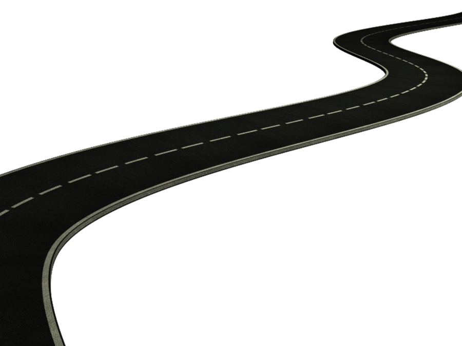 Картинка автомобильной дороги для детей