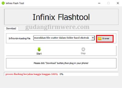 Download Infinix Flashtool Last Version