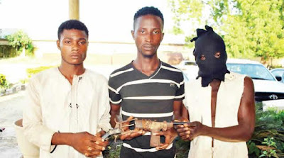 Faces Of Robbery Gang Who Use Charms To Steal