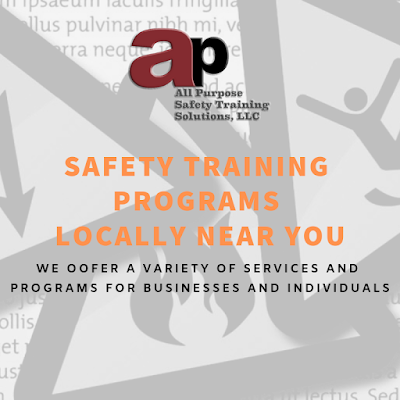 Safety Training Programs Locally Near You