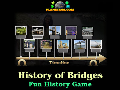 History of Bridges Puzzle
