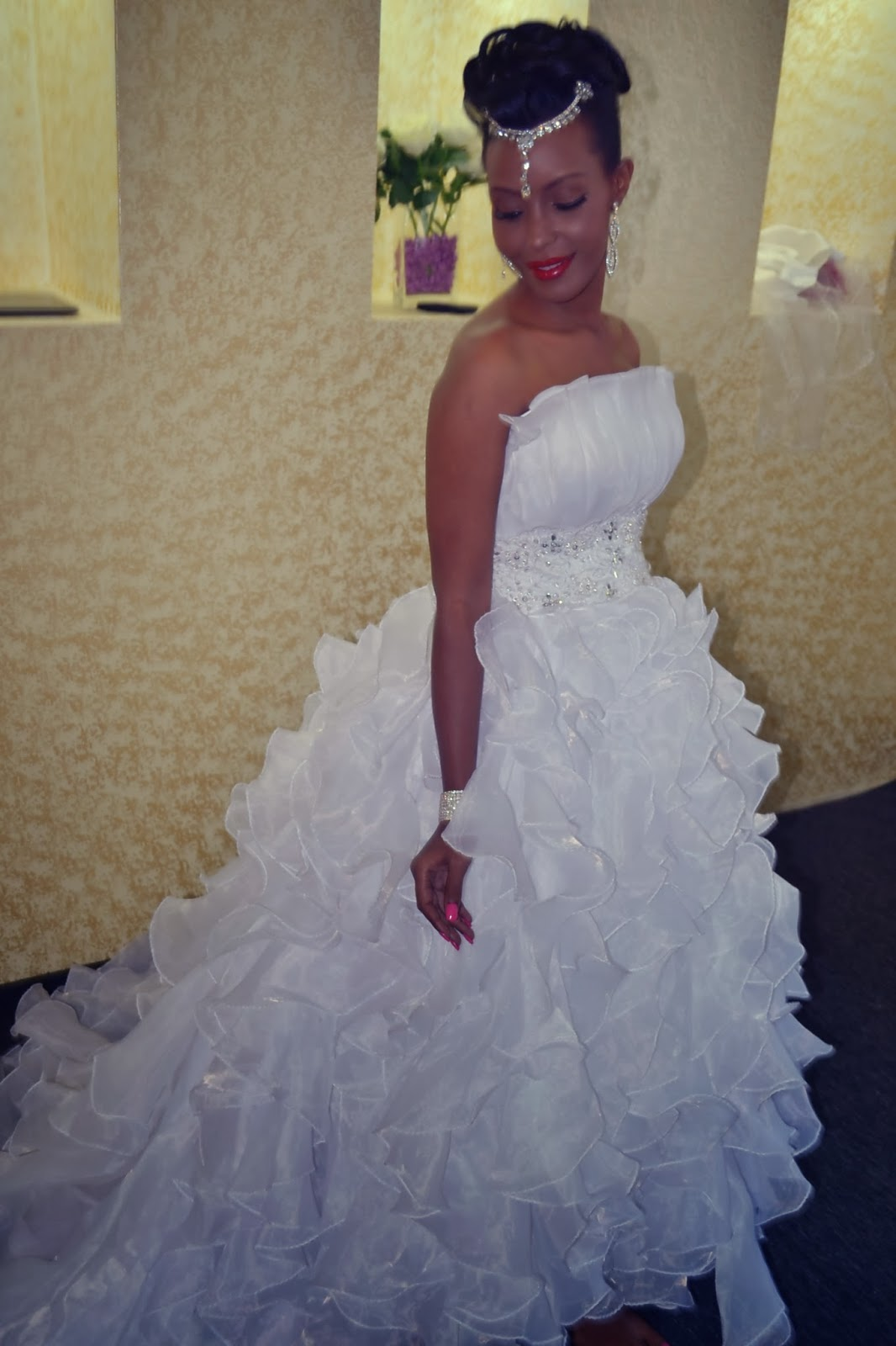 Florentina S Wedding Makeup Wedding Bells Spa Wedding