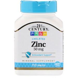21st Century - Zinc