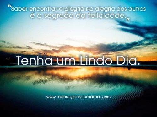Bom Dia Sol: Blog Da Tatiana : Bom Dia Alegria, Bom Dia Sol, Bom Dia