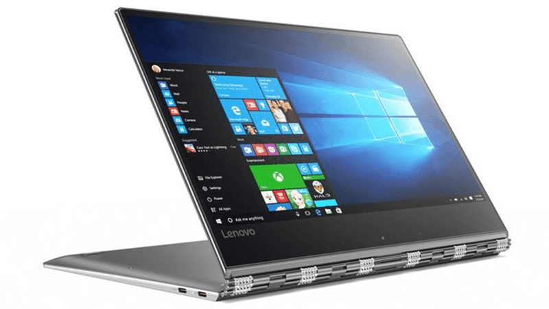 Lenovo Yoga 910 With 13.9 Inch UDH Screen Now In PH