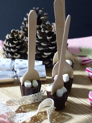 Cadeau gourmand : Chocolat chaud Marshmallow