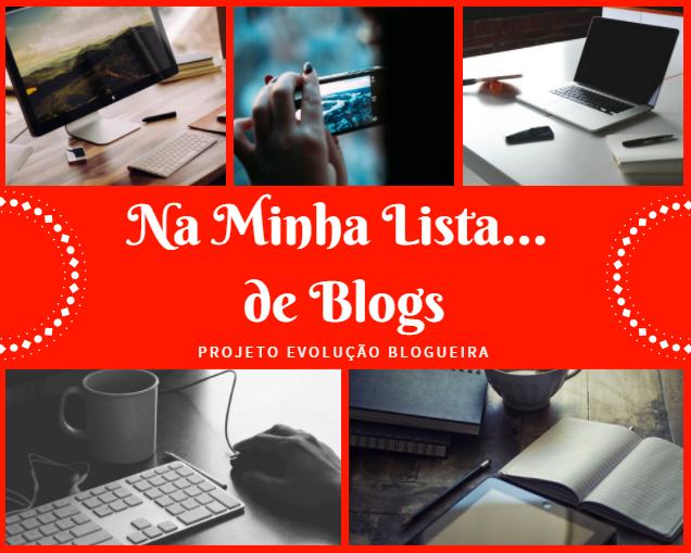 Projeto: Divulgação de blogs