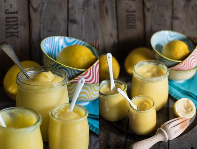 Lemon Curd - Englische Zitronencreme