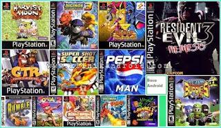 Kumpulan Download Game PS3 / PSX ISO High Compressed Lengkap