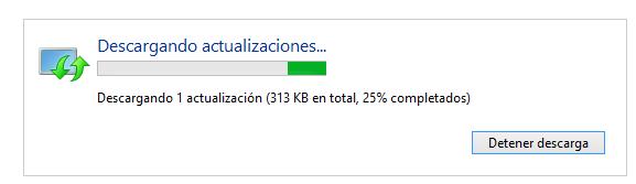 Reparar Windows update: Error 80246008