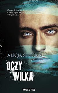Alicja Sinicka - Oczy wilka || Patronat medialny