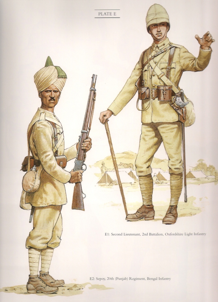 British Colonial Uniform 81
