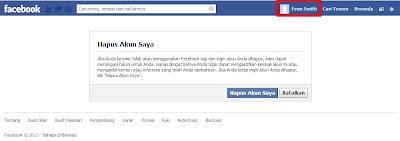 Bagaimana Cara Menghapus Akun Facebook