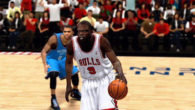 NBA 2K13 Luol Deng Realistic Face NBA2K Patch