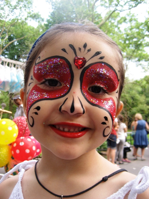 Cute Face Paint Ideas