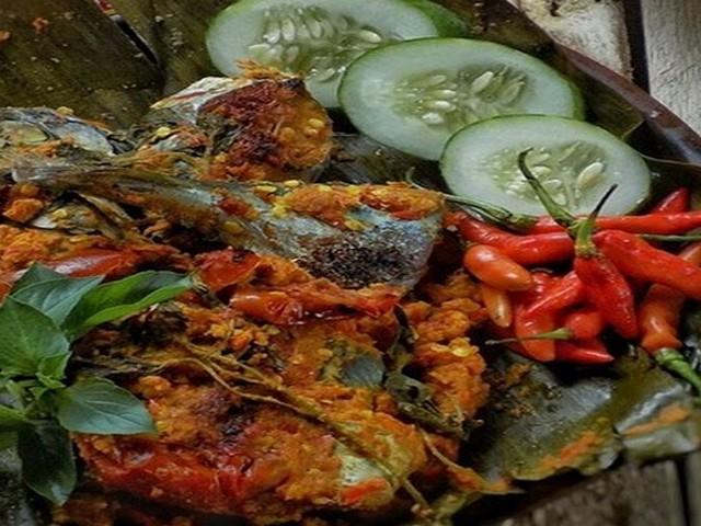 bumbu pepes ikan tongkol madura
