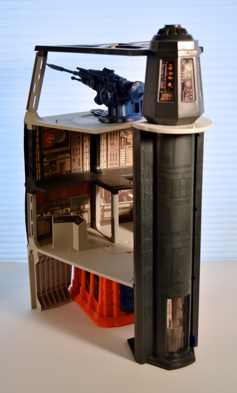 Another Star Wars Blog: 1978 Kenner Death Star Space Station